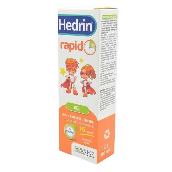 Hedrin Rapid Gel 100ml