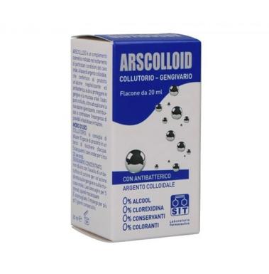 Arscolloid Collutorio-Gengivario 20 ml