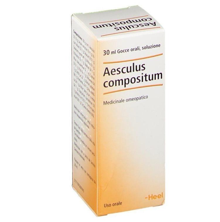 Heel Aesculus Composto gocce 30 ml