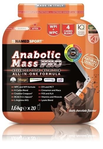 Anabolic mass pro 1600 g