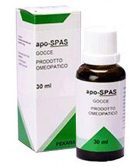 Named Apo Spas Pekana Gocce 30ml
