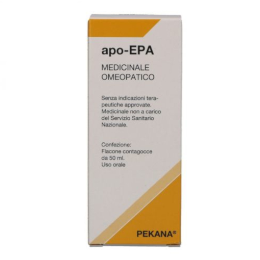 Named Spa Pekana Apo-EPA Medicinale Omeopatico 30ml