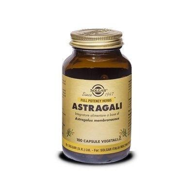 Solgar Astragali 100 capsule vegetali