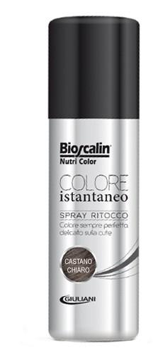 Bioscalin nutricolor colore istantaneo castano chiaro 75 ml