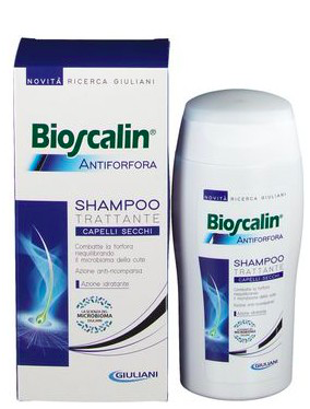 Bioscalin Shampoo Antiforfora Capelli Secchi 200ml