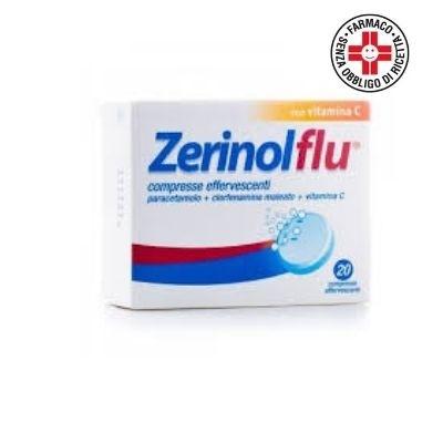 Sanofi ZerinolFlu 20 compresse