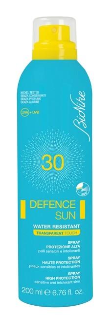 Bionike Defence Sun spf30 Spray Transparent Touch 200 ml