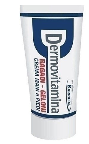 Dermovitamina ragadi crema geloni 75 ml