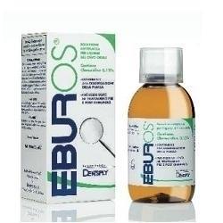Eburos collutorio alla clorexidina 0,12% 200 ml
