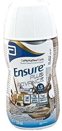Abbotte Ensure Plus Advance caffè 4x220 ml