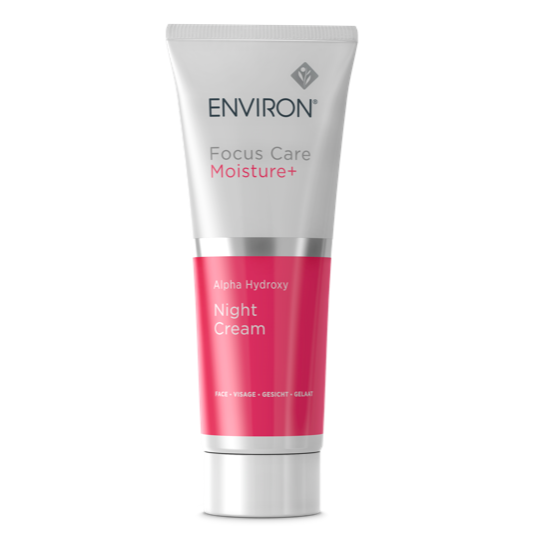 Environ Focus Care Moisture+ Alpha Hydroxy Night Cream 50ml