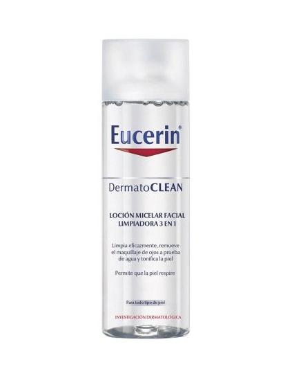 Eucerin Dermatoclean Lozione Micellare 3 in 1 400 ml
