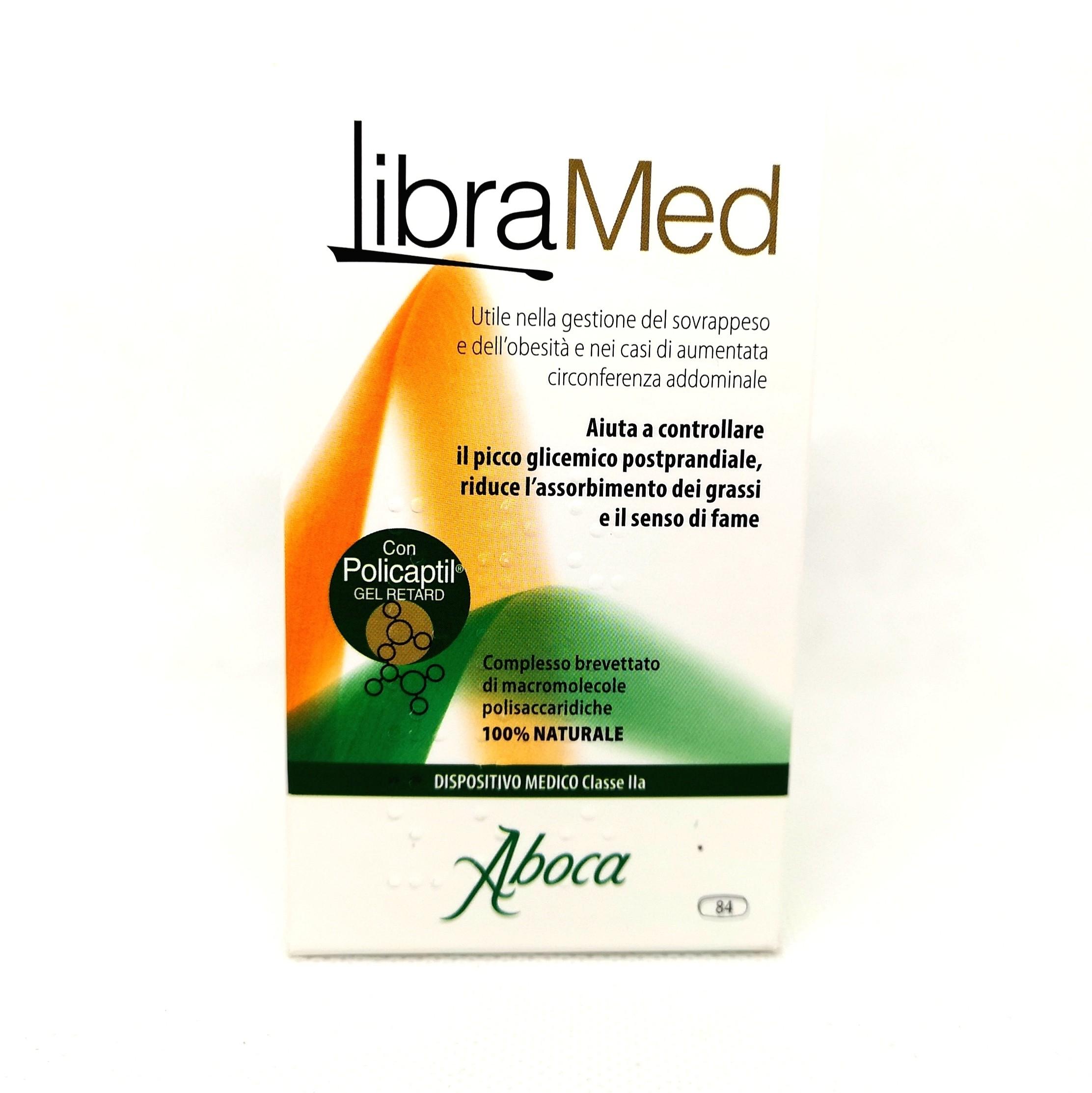 Aboca LibraMed 84 Compresse