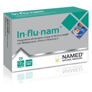 Named Influnam 24 compresse