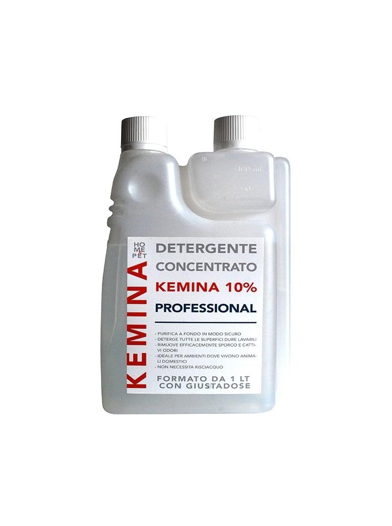 Kemina 10% Professional Detergente Ambiente 1 Litro