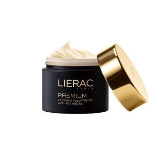 Lierac Premium La Creme Voluptueuse Crema Ricca Giorno&Notte Anti-Età Globale 50ml