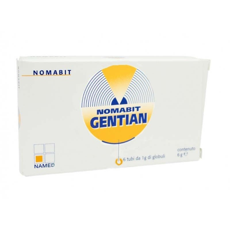 Named Nomabit Gentian GL 6G