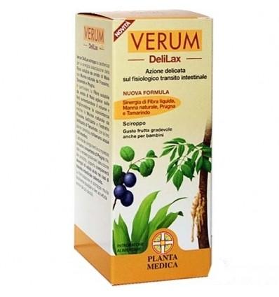 Planta Medica Verum Delilax Sciroppo 216g