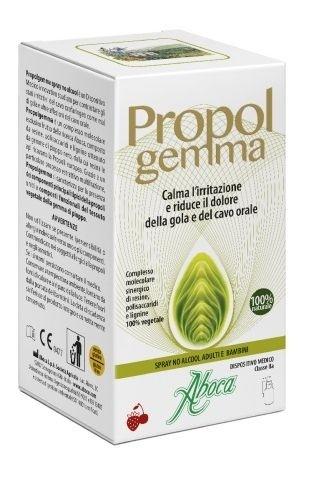 Aboca Propolgemma - Spray no alcool Adulti e Bambini 30ml