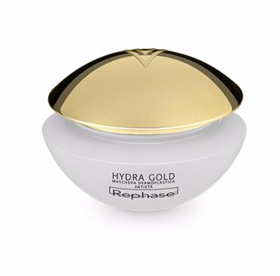 Rephase Hydra Gold Maschera Dermoplastica Antietà 50ml