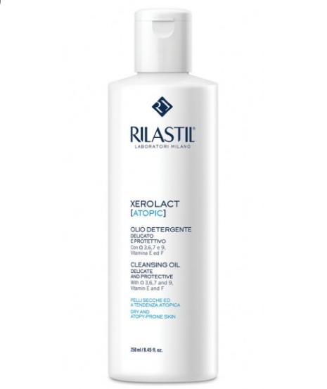 Rilastil Atopic Xerolact Olio Detergente 250ml