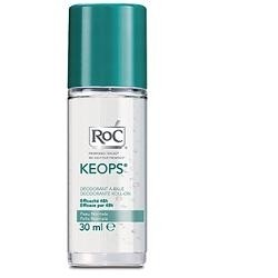 Roc keops deodorante roll on senza alcool 30 ml