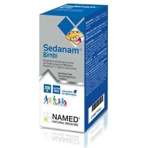 Named Sedanam bimbi 200 ml