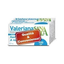 Sanavita Valeriana 100 compresse