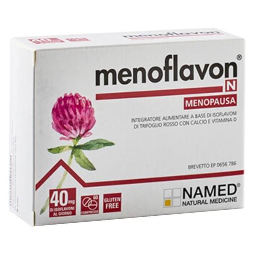 Menoflavon N Menopausa Integratore Alimentare 60 compresse