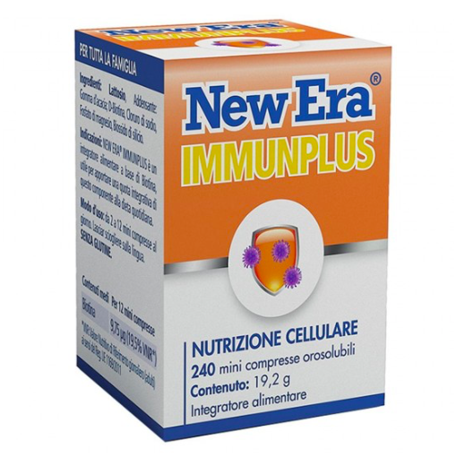 Named New Era Immunplus 240 mini compresse orosolubili