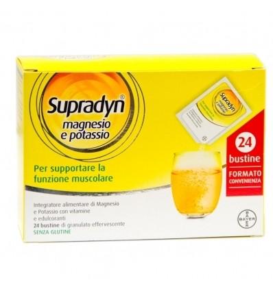 Bayer Supradyn Magnesio Potassio 24 buste
