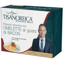 Tisanoreica Omelette Bacon 4x28g