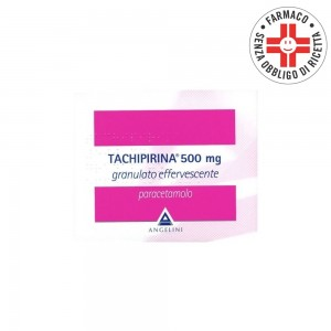 Tachipirina Granulato Effervescente 20buste 500mg