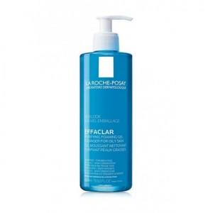 La Roche-Posay Effaclar gel moussant purificante 400ml