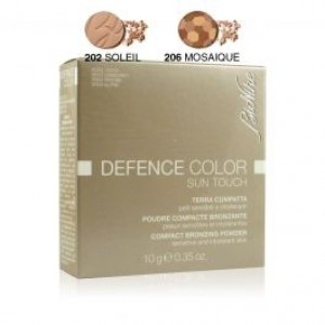 Bionike Defence Color Sun Touch Terra Compatta - 206 Mosaique -