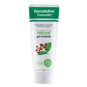 Somatoline Cosmetic Natural Gel Snellente 250ml