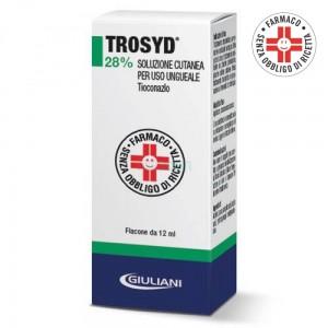 Trosyd*Soluzione Ungueale 12ml 28%