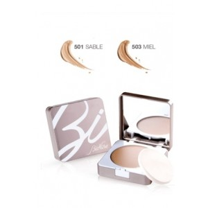Bionike Defence Color Second Skin Fondotinta Compatto - 503 Miel -