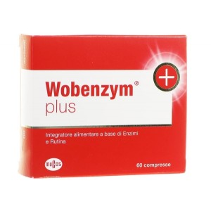 Named Wobenzym Plus 60 Compresse