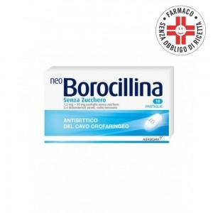 Neoborocillina*16 Pastiglie Senza Zucchero
