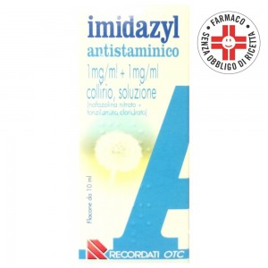 Imidazyl Antistaminico* Collirio 1mg/ml 10ml