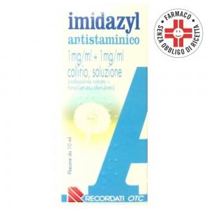 Imidazyl Antistaminico* Collirio 1mg/ml 10ml