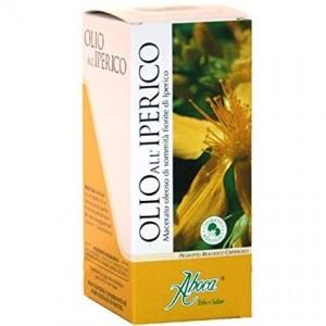 Aboca Olio Iperico cosmetico bio 100ml