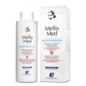 Biogena Mellis Med Bio Shampoo per Forfora Intensa 125ml
