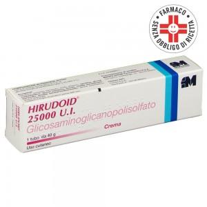 Hirudoid 25000ui* Crema 40 grammi