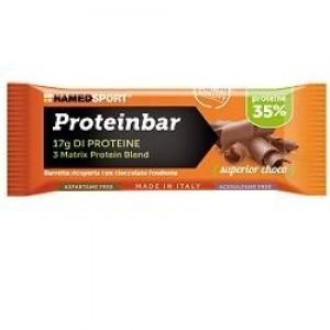 Named Proteinbar superior chocolate 50 g
