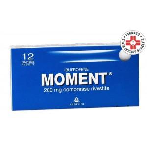 Moment* 12 compresse rivestite 200 mg