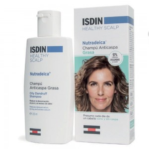Isdin Healthy Scalp Nutradeica Shampoo Antiforfora Grassa 200ml