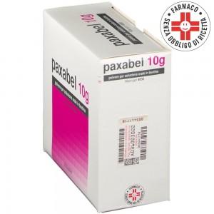 Paxabel* 20 bustine per soluzione orale 10gr