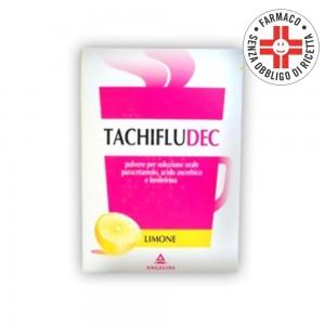 Tachifludec* 10 Bustine Limone